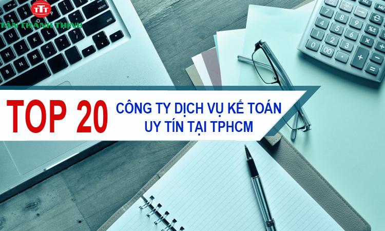 Công ty dịch vụ kế toán tại tphcm