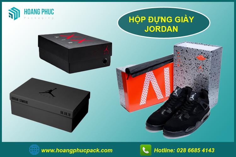 Hộp đựng giày Jordan